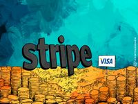 Stripe announces partnership with visa