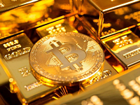 Here's what bitcoin's rising correlation with gold means